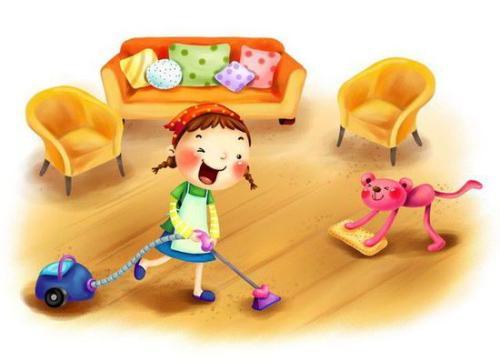 最爱干净的四大生肖,他们有洁癖!最勤快,没事总爱做家务,家里干净整洁